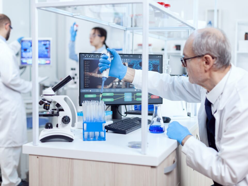 lab efficiency and productivity